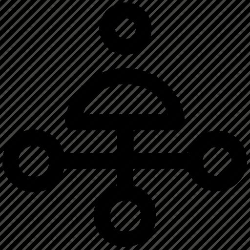 .svg, business man, connection, link, man, node, user icon