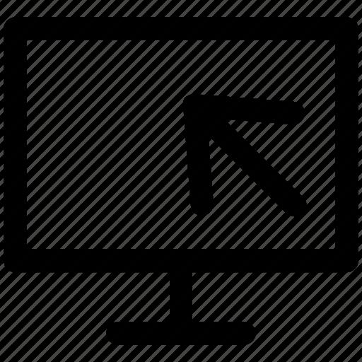 .svg, arrow, cursor, lcd, screen, selection icon