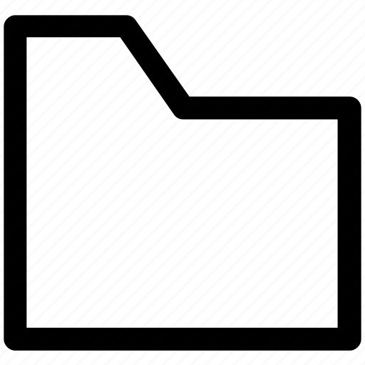 .svg, computer folder, document, file, folder, office, paper icon