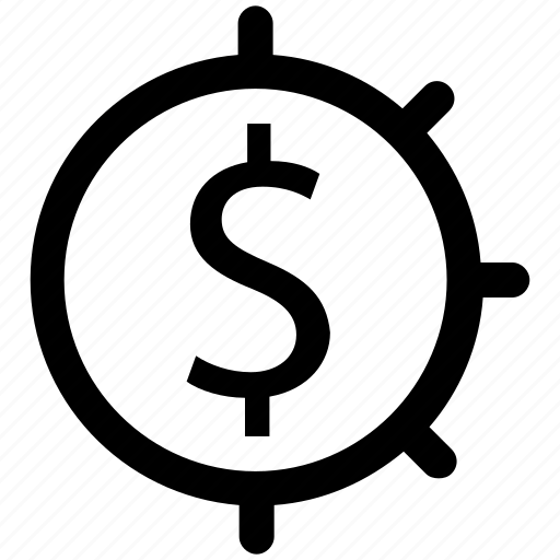 .svg, currency, dollar, graph, money icon