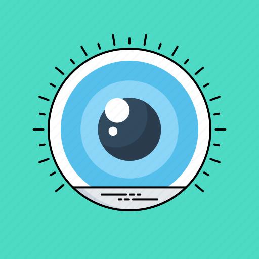 idea, insight, sight, view, vision icon