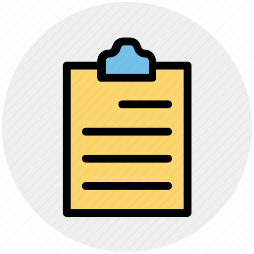 Contract, documents, file, papers, sheet icon - Download on Iconfinder