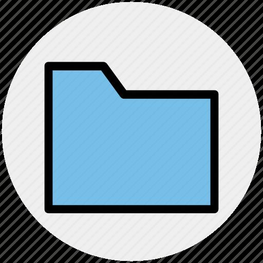 Computer folder, office, paper, file, folder, document icon