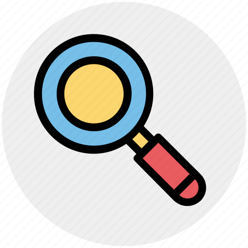 Finding, magnifier, magnifying glass, search, searching tool, zoom icon - Download on Iconfinder