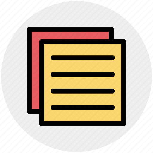 Copy, doc, documents, pages, papers icon - Download on Iconfinder