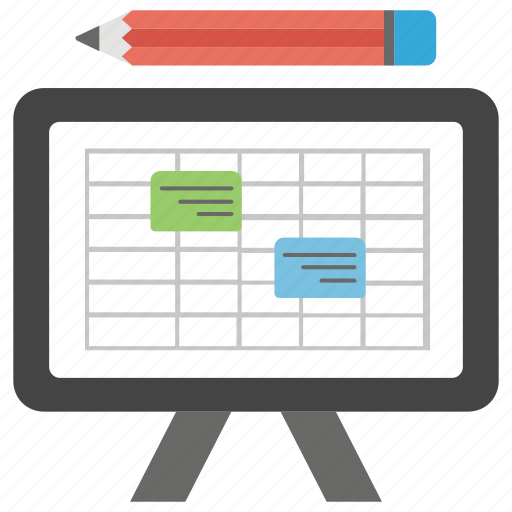 Agenda, memo, organizing, planner, schedule icon - Download on Iconfinder