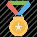 award, badge, champion, medal, winner icon