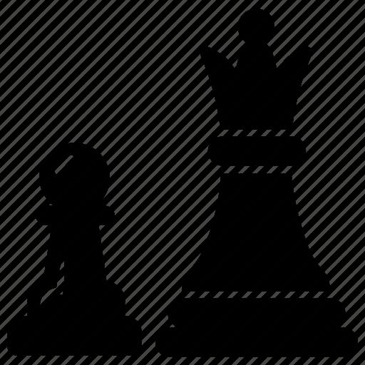 chess, plan, scheme, strategy, tactic icon