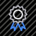achievement, award, badge, goal, prize icon