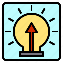 business, creative, idea, management, plan, project, strategy icon