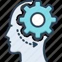 activity, brain, concept, creativity, neuroscience, process, thinking