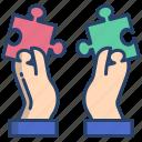 puzzle, pieces