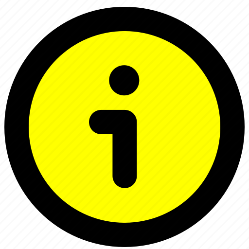 information, prompt icon
