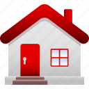 small, home, property, house, real estate
