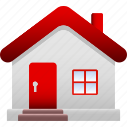 home, house, property, real estate, small icon