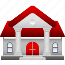 house, residential, rich, big, mansion, home, property icon