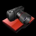 camera, folder, photography icon