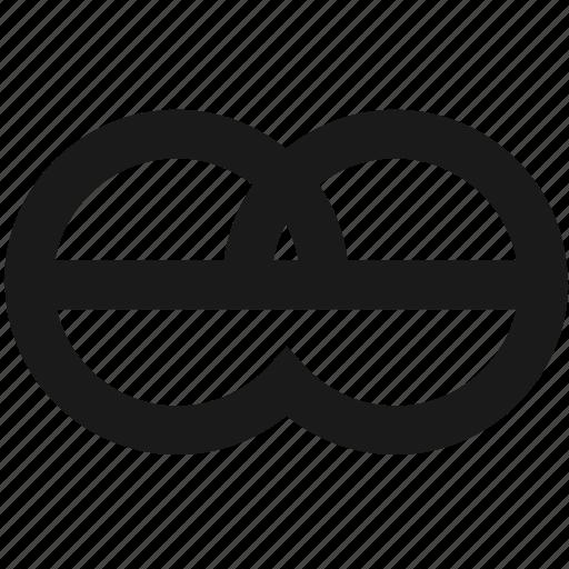 expand, flatten, merge icon