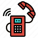 box, call, communication, phone, telephone icon