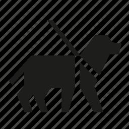 animal, dog, friend, guardian, pet, puppy icon