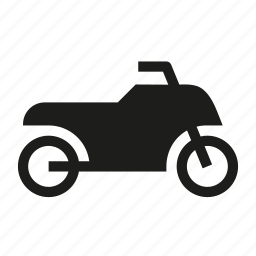 drive, motorbike, motorcycle, ride, transportation, vehicle icon