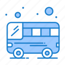 bus, public, transport icon