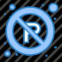 no, parking, regulatory, sign