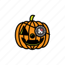 avatars, halloween, pumpkin, pirate, scary