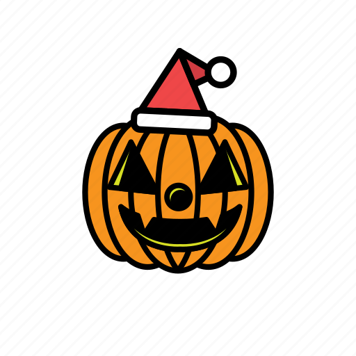 avatars, halloween, pumpkin, scary, xmas icon