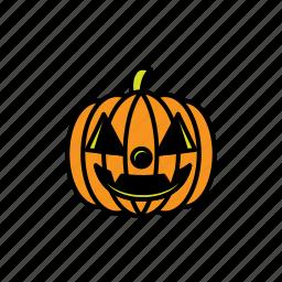 avatars, face, halloween, pumpkin, scary icon