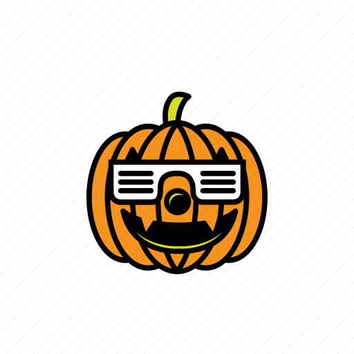 avatars, face, halloween, pumpkin, scary icon