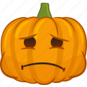 emoji, emoticon, face, jackolantern, pumpkin, smiley icon