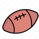 american football, ball, football, game, play, sport icon