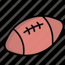 american football, ball, football, game, play, sport icon