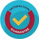 guarantee, protection, safety, satisfaction, security, warranty icon