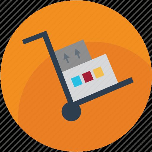 box, cajas, envio, mercadolibre, online, package, shipping icon