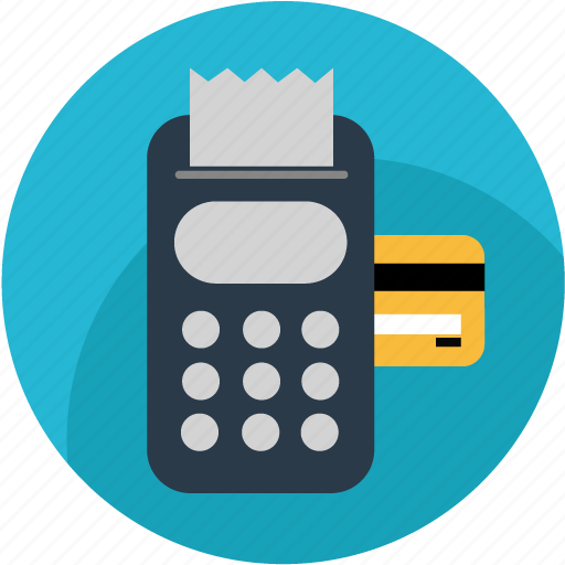 credit card, currency, money, payment, point of sales, sales point, shopping icon