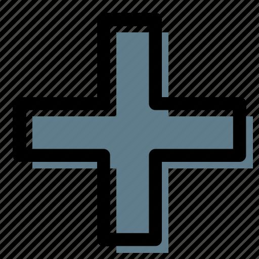 add, benefit, calculator, include, increase, plus, positive icon