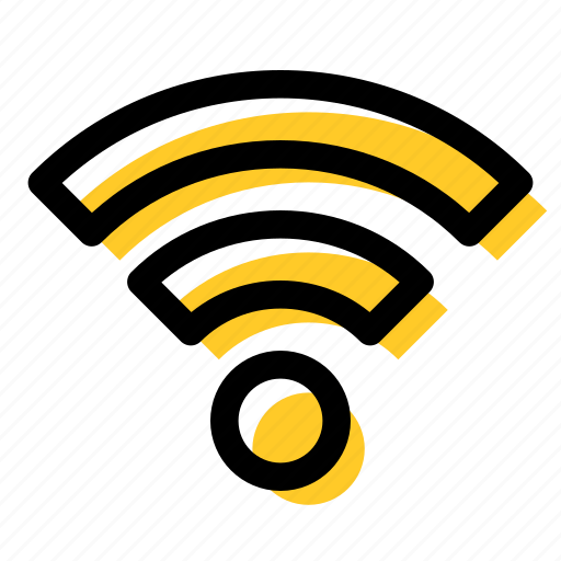 lan, network, signal, wi-fi, wifi, wireless icon
