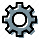 cog, configuration, controls, gear, options, setting, settings icon