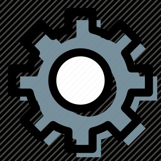 cog, configuration, controls, gear, options, setting, settings icon