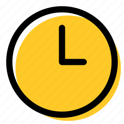 clock, day, event, time, working hours icon