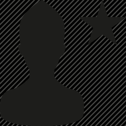 account, vip icon