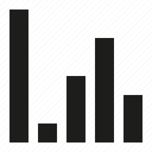 bar, signals icon