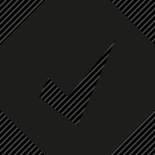 check, octo icon
