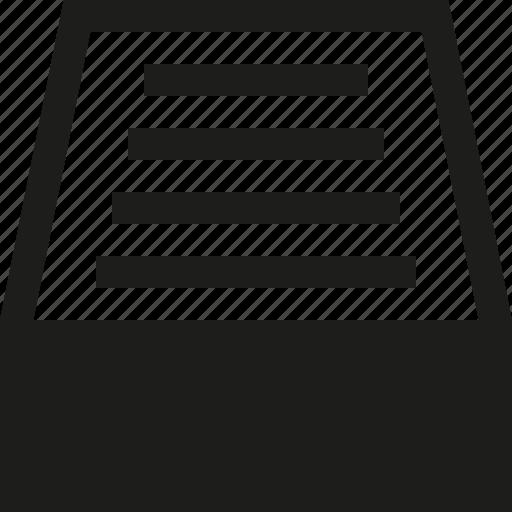 box, document icon