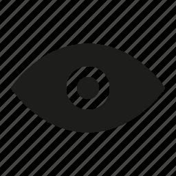 eye, proff icon
