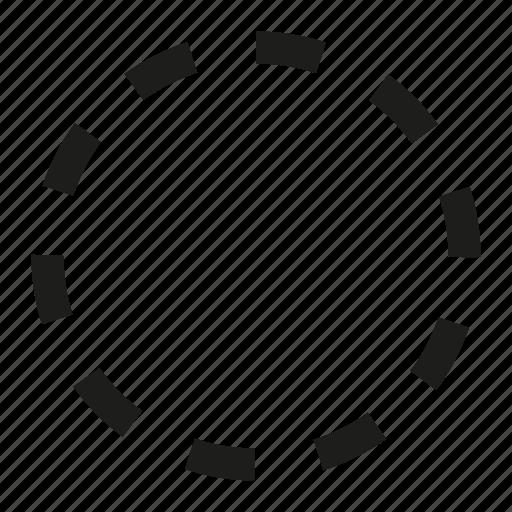 circle, selection icon