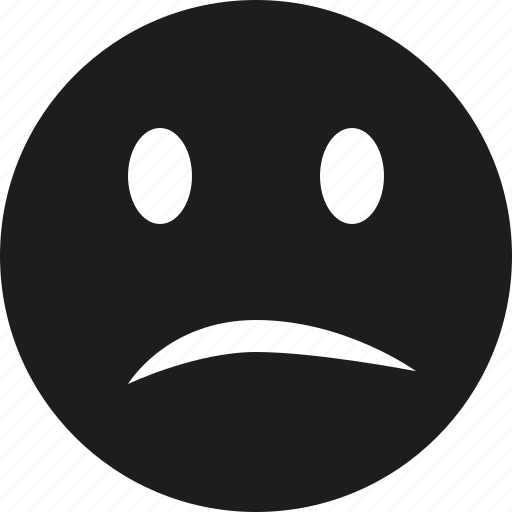 Sad, smile icon | Icon search engine