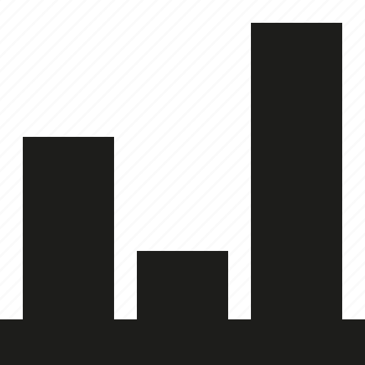 bar, statistics icon